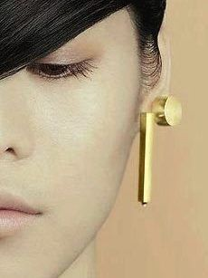 Wearable Art - Cho Hyunjung #jewelry #nongender  #transstyle #dapperstyle