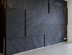 Slate Lite Feuille de Pierre Naturelle, Collection Ecostone