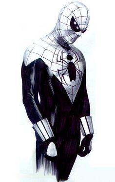 Spider-man, by Alex Ross.