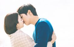 """""""""""If we kiss here a second time, we'll never be separated."""" - Yongpal """""""