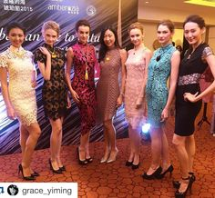 """Model: Amanda G @amanda.gontijo Paulina @lukrecjaec Albina @kashorik Job:Baltic Amber Show @repostapp. ・・・ Thanks my beautiful models ! Yi-Ming Is glad to…"""