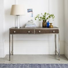 Kiku Console Table Dressing table for Master? Dimensions: W120 x D45 x H76cm  £279