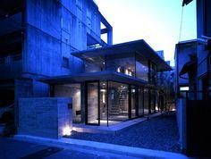 House in Sumiyoshi | Hiroshima Jul.2007