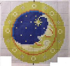 ёлочные игрушки вышитые крестом месяц: 26 тыс изображений найдено в Яндекс.Картинках