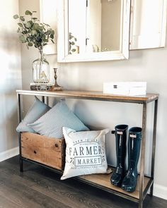 96 Likes, 8 Comments - Shea Cottage Style, Farmhouse Style, Flea Market Style, Sit Back, Fixer Upper, Home Goods, Your Style, Shabby Chic, Husband