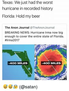 Image result for florida hurricanes memes