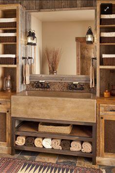 Concrete Sink                                                       …