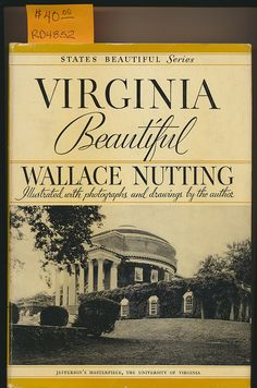 Wallace Nutting States Beautiful Book Series