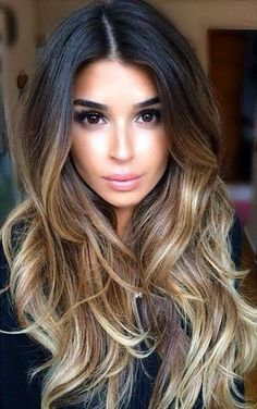 34 Stunning Hair color Ideas 2018