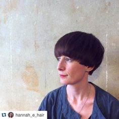 Treated myself to a new do on my day off in Sheffield thanks to @hannah_e_hair @kojoandlee