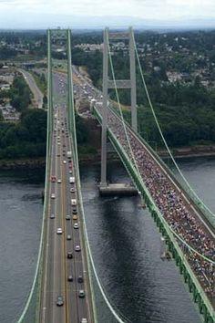 The Tacoma Narrows Bridges