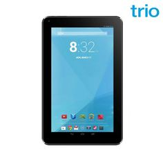 "Mach Speed Trio G4 Google Android 4.4 Quad-Core 1.5GHz 16GB 10.1"" Dual-Camera Tablet PC"