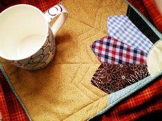 Mug Rugs make great gifts for everyone!
