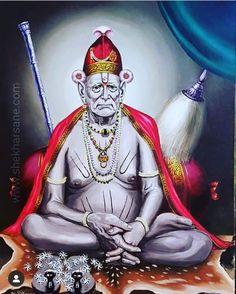 Saints Of India, Swami Samarth, Hindu Deities, Gods And Goddesses, Princess Zelda, Jay, Artist, Paintings, Fictional Characters