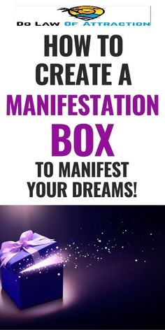 Build your own manifestation box today and let the genie manifest your wildest dreams usinh the law of the universe and the law of attraction! Law Of Attraction Meditation, Law Of Attraction Love, Law Of Attraction Affirmations, Spiritual Manifestation, Manifestation Journal, Positive Affirmations For Anxiety, Wish Box, Learn To Meditate, Manifesting Money