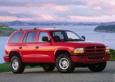 2000 Dodge Durango 4x4 Sport