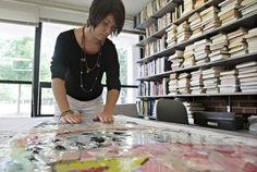 """Daily Chronicle article, """"NIU artist pays it forward,"""" about the NIU Women's Studies Program mosaic project!"""