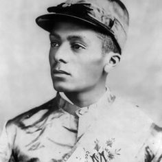 African American jockey Isaac Burns Murphy was a Kentucky Derby winner and a National Museum of Racing's Hall of Fame inductee. Learn more at Biography.com.
