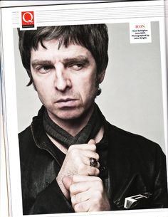 Noel Gallagher aka John Lennon 2.0