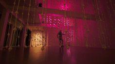 """""""Submergence"""" en la Visual Art Week 2015, zambullida interactiva. México D.F."""