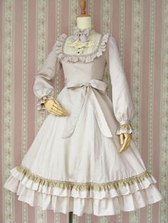Lolita. Victorian maiden http://www.halftee.com