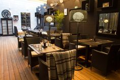 Stefan´s Steakhouse Terrace Helsinki – VisionaryDesignPartners