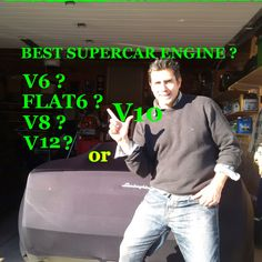 WHAT IS THE BEST SUPERCAR ENGINE ? HOW MANY CYLINDERS ?