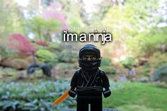 yeah so you better watch your back if you seriously piss me off which has never happened to me so I haven't had to go ninja on anyone... yet... ~Madeline Edwards