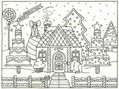 Free Printable Snowflake Coloring Pages For Kids | Drawings ... on