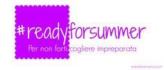 #readyforsummer program