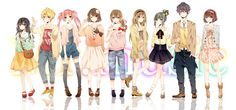 manga clothes idea | anime girl clothes ideas 2 | Awesome Clothes