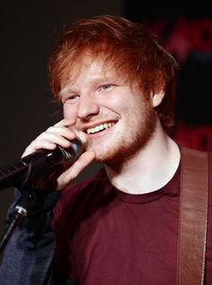 """I've been getting judged so much just because I love Ed Sheeran. He's my idol and a lot of people don't respect that. They're telling me to get out of the Sheerio fandom and that I'm not a real Sheerio. I've loved Ed ever since before + came out. I was waiting for it to get to Walmart when I was 9! If you think that I """"don't genuinely love"""" him, then you're wrong because Ed is my everything and if you can't respect that, then get the fuck off of my page. Im dreaming of meeting him. I haven't…"""