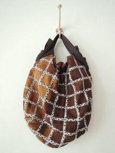 Mina perhonen mina perhonen float 2way bag (ba84-1511-1)