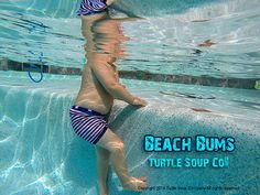 Turtle Soup Beach Bums -  swim bathing suit trunks Soup Company, Turtle Soup, Beach Bum, Bathing, Trunks, Swimming, Suit, Trending Outfits, Etsy