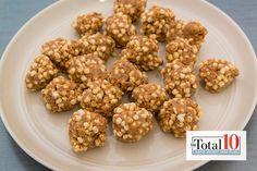 Total 10 Quinoa Almond Butter Balls | The Dr. Oz Show