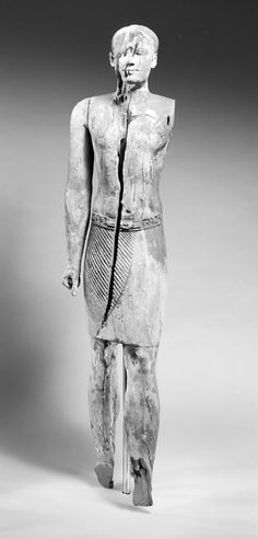 Statue of Kaipunesut Period: Old Kingdom Dynasty: Dynasty 4 Reign: reign of Radjedef or later Date: ca. 2528–2520 B.C. or later