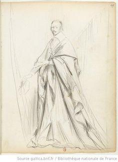 Carnet 1 : [carnet de dessins] / Edgar Degas - 167