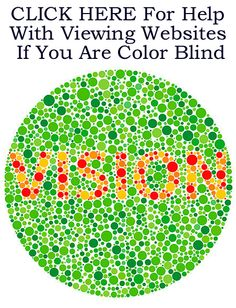 If you are colorblind, check this out to improve your website viewing! http://www.ebay.co.uk/itm/Improve-Your-Website-Viewing-If-You-Are-Color-Blind-Colour-Blindness-/390431111475?pt=US_Other_Software=item5ae781f933