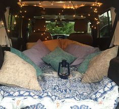 ME: Hey babe . Let's go camping. HIM: Like tents bugs and no showers? ME: Ummm . What about the back of a jeep pillows and twinkly lights? HIM: sigh So camping in my Jeep. Jeep Camping, Camping Hacks, Jeep Wrangler Camping, Kombi Motorhome, Vw Camper, My Dream Car, Dream Cars, Car Dates, Fun Sleepover Ideas