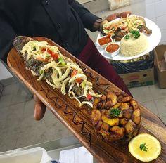 Ivorian food