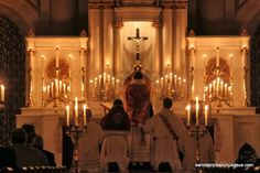 Dominican Rite Solemn Mass of the Ember Wednesday of Advent