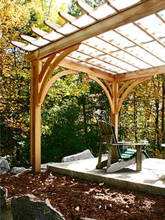 Wonderful Bamboo Fencing Wall Bamboo Pole Patio Roof. See More. Shade Against The  School! (And Shelter From Rain.)