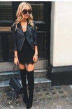 Best Winter Fall Outfits For Night Party 02