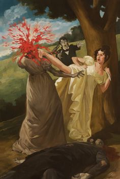 Pride and Prejudice and Zombies, by Roberto Parada