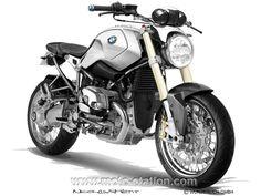 News moto 2013 : BMW R1200R Mystic par Wunderlich