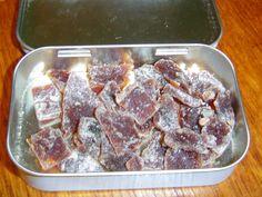 """Ovocné bonbony, mlsy a placky, recepty, tipy. • Nezvladatelný přebytek ovoce? • Řešením jsou pochoutky z kondenzovaného ovocného rozvaru. • Ovocné placky. • Ovocné pastilky. • Ovocné """"kůže"""". Steak, Pork, Kale Stir Fry, Pigs, Steaks, Beef"""