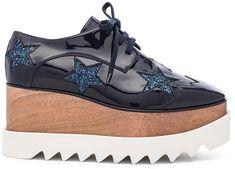 Stella McCartney Elyse Star Platform Shoes | FORWARD BY ELYSE WALKER saved by #ShoppingIS