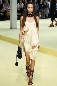 Marques Almeida ready-to-wear spring/summer '17 - Vogue Australia