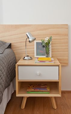 Pallet Furniture, Home Furniture, Small Furniture, Furniture Design, Furniture Legs, Home Room Design, Bed Design, Bedside Table Decor, Bedroom Dressing Table
