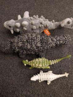 A few of the ankylosaur #dinosaurs we have around the house :) #iknowdino #dinosaur Dinosaurs, House, Home, Homes, Houses